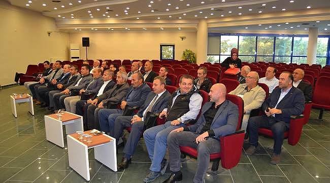 İlk Toplantı Sakarya'da Yapıldı