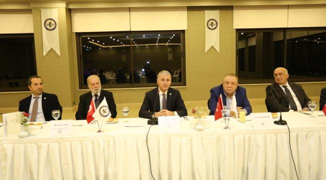 SATSO Yüksek İstişare Kurulu İlk Toplantısını Yaptı