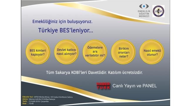 Türkiye BES'leniyor