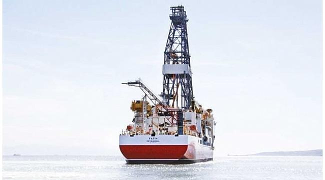 İkinci Sondaj Gemisi Bu Ay Akdeniz'de