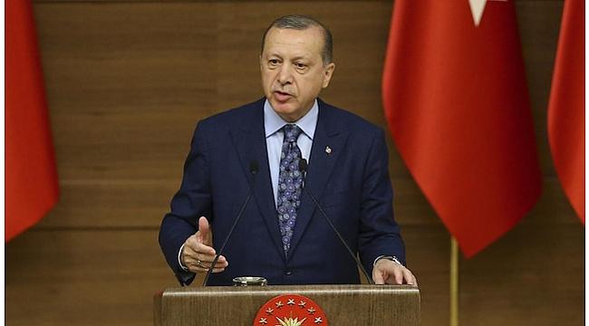 Erdoğan'dan 3.7 Milyar Liralık Müjde