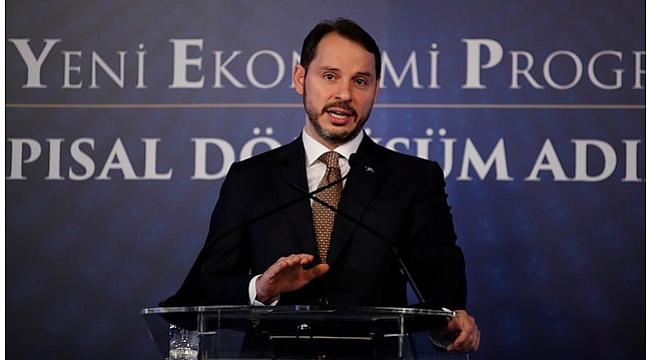 Merakla Beklenen Reform Paketi Açıklandı