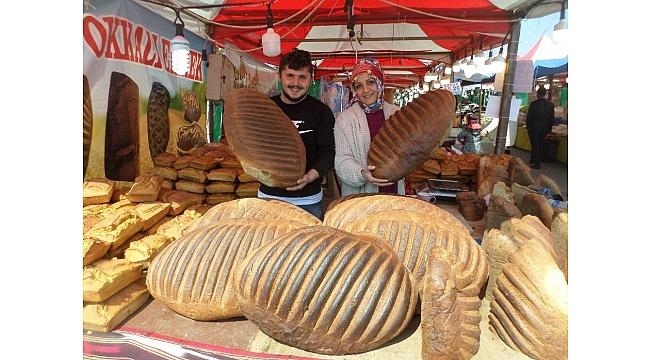 Osmanlı Ekmeği Görenleri Şaşırtıyor