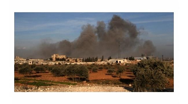 İdlip'te Hain Saldırı 33 Şehidimiz Var